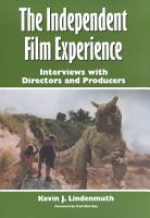 The Independent Film Experience PDF