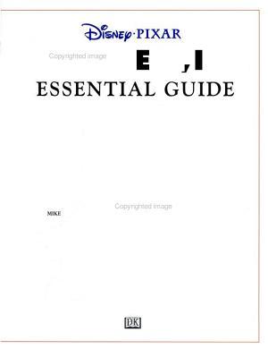 Monsters  Inc  Essential Guide PDF