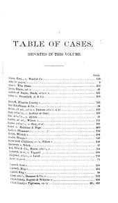 Reports of Cases at Law and in Equity Argued and Determined in the Supreme Court of Arkansas: Volume 26