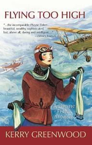 Flying Too High   TV tie in Book