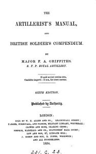The Artillerists   Manual  and British Soldiers   Compendium
