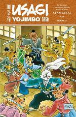 Usagi Yojimbo Saga Volume 5 Limited Edition