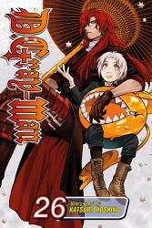 D Gray Man Vol 26 Book PDF