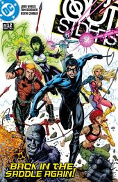 Outsiders (2003-) #12