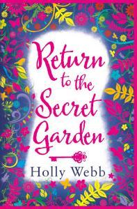 Return to the Secret Garden Book
