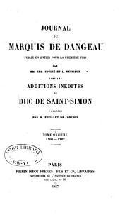 Journal du marquis de Dageneau: 1706-1707