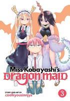 Miss Kobayashi s Dragon Maid Vol  3 PDF