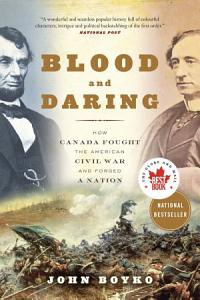 Blood and Daring Book
