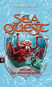 Sea Quest - Arachne, das Spinnenmonster: Band 5