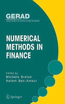 Numerical Methods in Finance