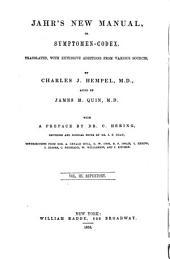 New Manual; Or, Symptomen-codex