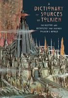 A Dictionary of Sources of Tolkien PDF