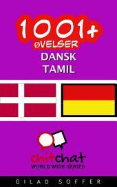 1001+ Øvelser dansk - Tamil