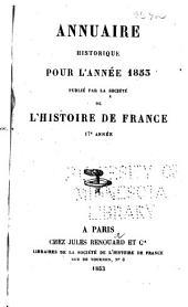Annuaire historique