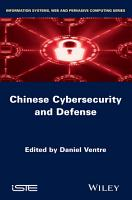 Chinese Cybersecurity and Defense PDF