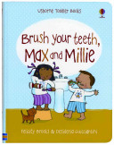 Brush Your Teeth  Max and Millie PDF