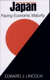 Japan: Facing Economic Maturity