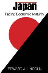 Japan, Facing Economic Maturity