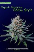 Organic Marijuana  Soma Style PDF