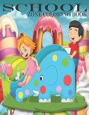 School Zone Coloring Book