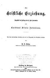 Bibliothek der katholischen pädagogik: Bände 1-2