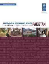 Assessment of Development Results   Pakistan PDF