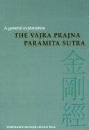 The Vajra Prajna Paramita Sutra
