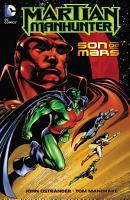 Martian Manhunter  Son of Mars PDF