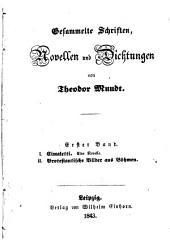 Gesammelte Schriften, Novellen und Dichtungen