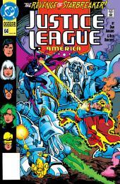 Justice League America (1987-) #64