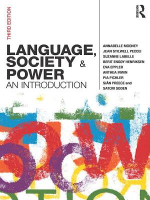 Language  Society and Power