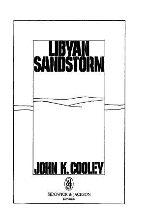 Libyan Sandstorm PDF