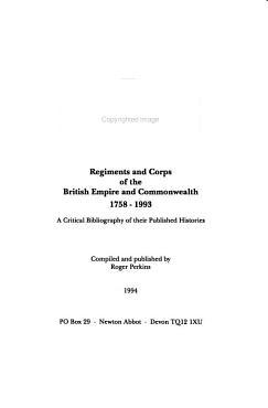Regiments PDF