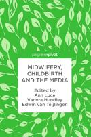 Midwifery  Childbirth and the Media PDF