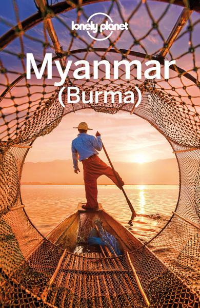 Lonely Planet Myanmar Burma
