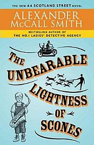 The Unbearable Lightness of Scones PDF