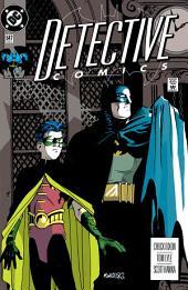 Detective Comics (1937-2011) #647