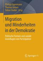 Migration und Minderheiten in der Demokratie PDF