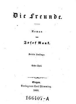 Die Freunde PDF