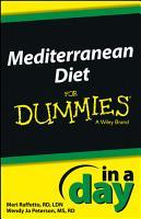 Mediterranean Diet In a Day For Dummies PDF