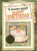 Happy Birthday to Someone Special PDF