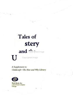 Tales of Mystery and the Unknown PDF