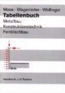 Tabellenbuch Metallbau  Konstruktionstechnik  Feinblechbau PDF