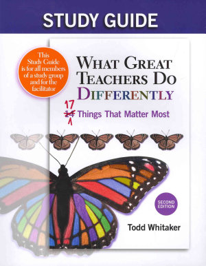 Study Guide What Great Teachers Do Differently