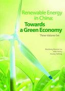 Renewable Energy in China PDF