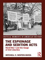 The Espionage and Sedition Acts