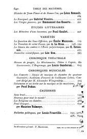 La Revue hebdomadaire: Volume3,Partie5