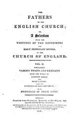 The Fathers Of The English Church Book PDF
