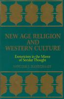 New Age Religion and Western Culture PDF