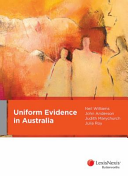 Uniform Evidence in Australia PDF